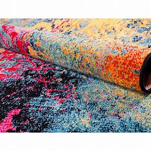 Modern, Rug, Contemporary, Area, Rugs, Multi, Geometric, Swirls, Lines, Abstract, Carpet