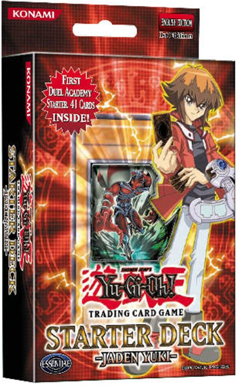 Starter Deck Jaden Yuki  Yugioh!  Fandom Powered By Wikia