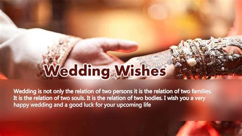 wedding wishes wedding means   relationship