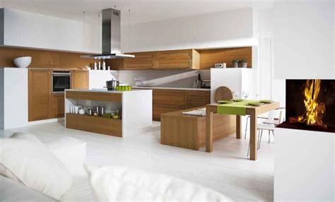 cuisine conviviale cuisine ouverte sur le salon pratique et conviviale