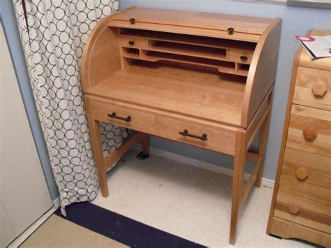 roll top secretary desk finewoodworking