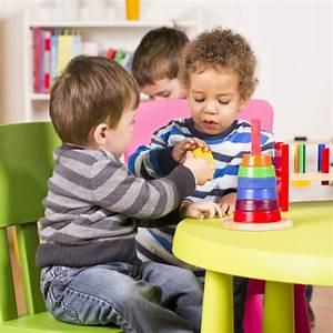 Rules for a Friendly Preschool Classroom