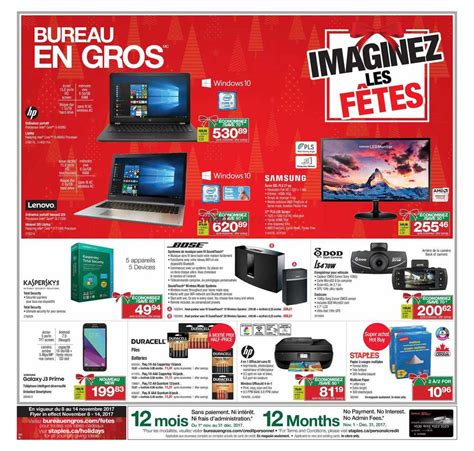 staples canada flyers