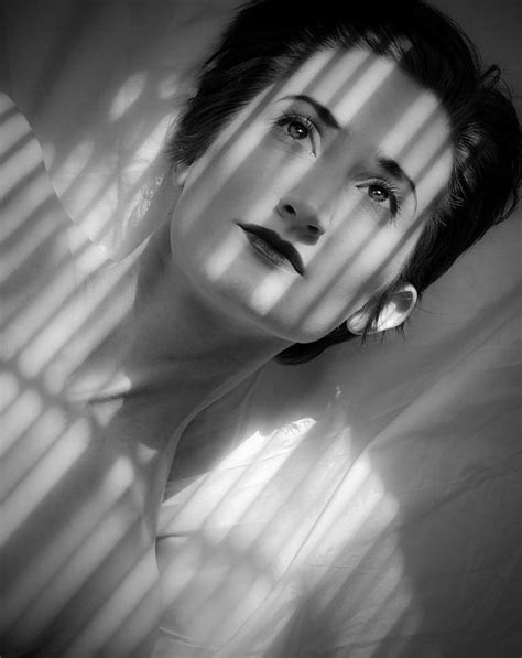 Self Portrait Challenge #2: EXPERIMENT WITH LIGHT