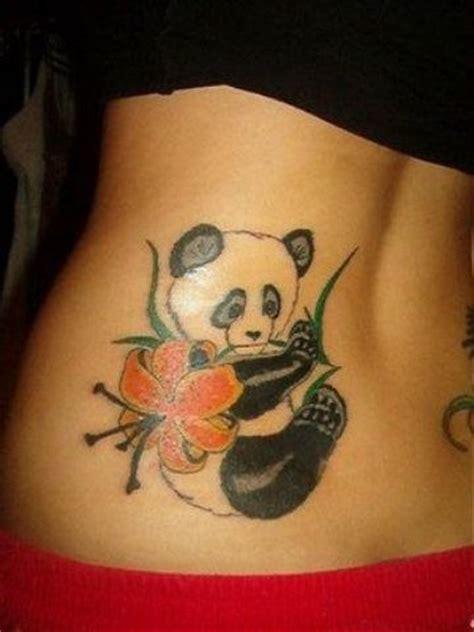 wonderful panda tattoos