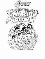 Coloring Peanut Peanuts Pages Characters Movie Thanksgiving Drawing Gang Snoopy Printable Window Brown Charlie Comments Getdrawings Getcolorings Coloringhome sketch template