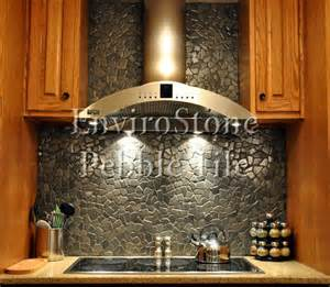 mosaic tile ideas for kitchen backsplashes envirostone pebble tile