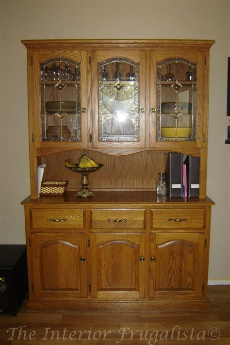 China Cabinet Now Island & Pantry  The Interior