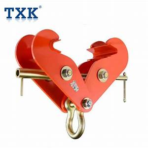 China Fixed Lifting Equipment Beam Clamp For H