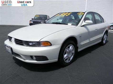 Galant 2002 For Sale by For Sale 2002 Passenger Car Mitsubishi Galant Esgtz