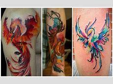 Ave Fenix Tatuaje De Mujeres Tattoo Art