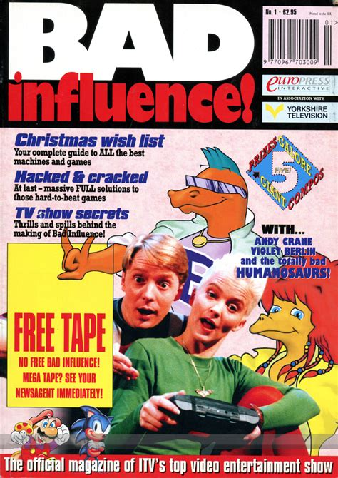 Bad Influence Magazine  The Gremlin Graphics Archive
