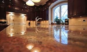 Granite Kitchen Countertop Installations in New Jersey