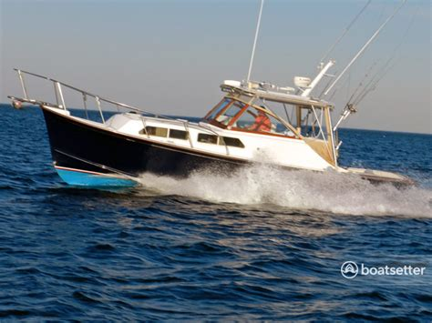 Boatsetter Business Model by Rent A 1997 33 Ft Fortier Boats 33 In Scituate Ma On