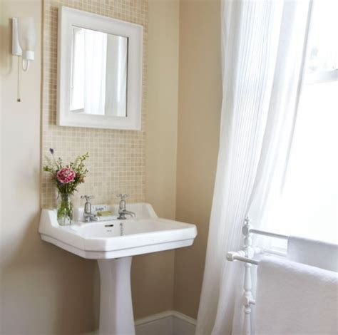 neutral bathroom ideas light filled neutral bathroom traditional bathroom ideas ideal home housetohome