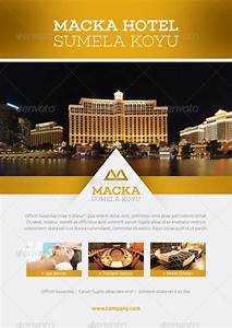 Hotel Flyer Templates by grafilker02 GraphicRiver