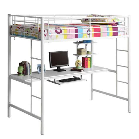 twin loft bed with desk twin loft bed with desk