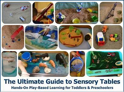 Sensory Guide Tables Ultimate