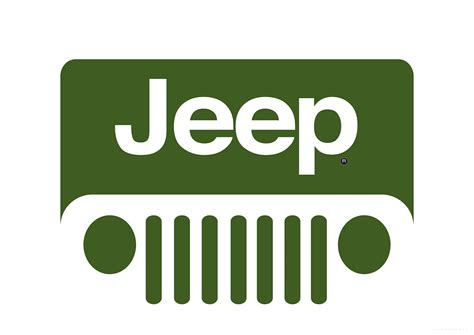 jeep logo 9 famous car logos and the stories behind them logo