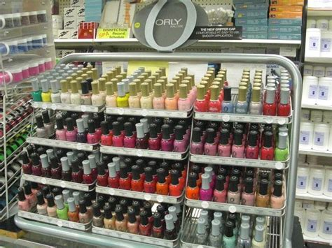 Nail Supply Stores In California