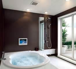 fashion girls modern small bathroom design ideas