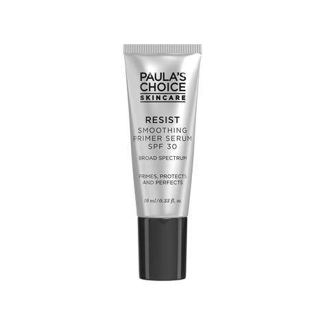 resist smoothing primer serum spf  paulas choice
