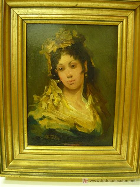 sevilla cuadro del pintor sevillano jose paloma vendido