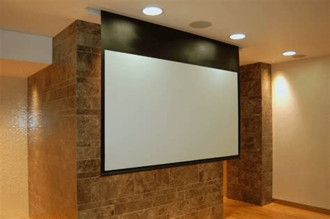 motorized ceiling tv mount uk buy in ceiling projectors screens in uk grandview cyber