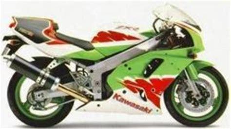 Kawasaki Zxr Workshop Service Repair Manual