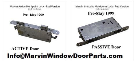 marvin multipoint door lock hardware marvin window  door parts