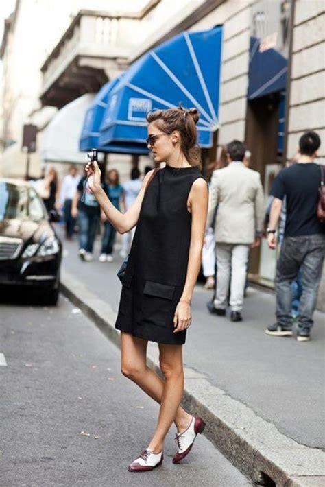 Womenu0026#39;s Shoes How To Wear Oxfords   WardrobeLooks.com