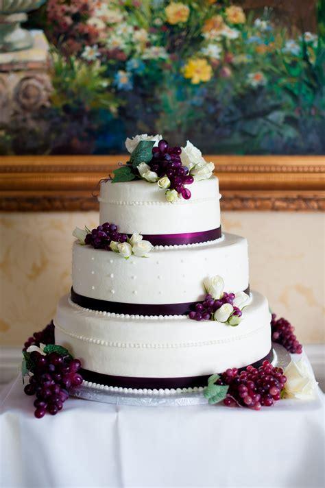cake coordinating   wine themed wedding