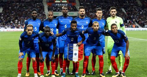 France Pip England Most Expensive National Team Ever