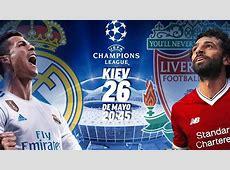 Champions League Real Madrid y Liverpool jugarán la final