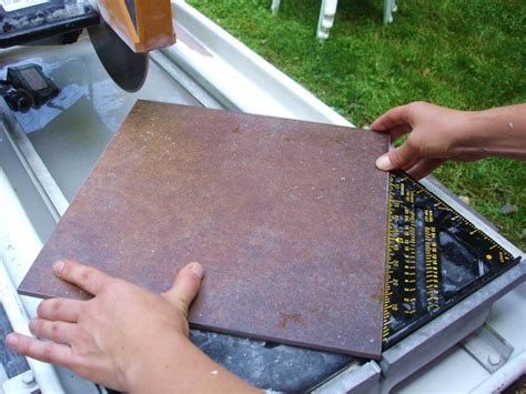 how to install kitchen floor tile how to install diagonal floor tile how tos diy 8701