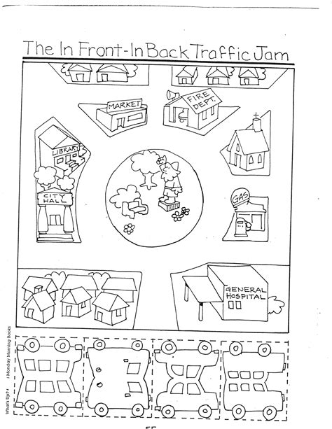 transportation ideas for social studies kindergarten nana 821 | map books 0003