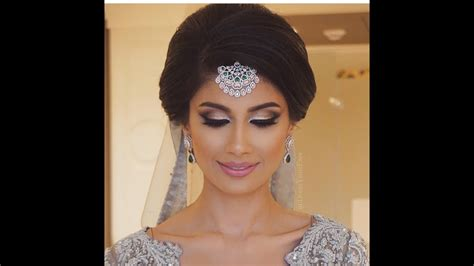 Wedding Hairstyles Indian : Classic Indian Bridal Updo