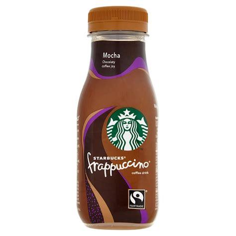 Starbucks medium roast ground coffee — variety pack — 100% arabica — 3 bags (12 oz. Starbucks Fairtrade Frappuccino Coffee Drink Mocha 250ml (Case of 8)   RaceTrackWOW