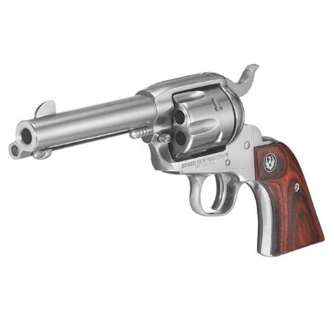 ruger vaquero 174 stainless 357 mag revolver revolvers guns shooting outdoor