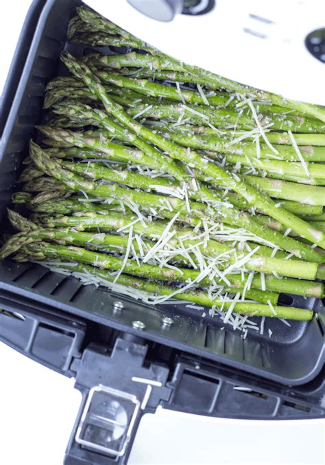asparagus fryer air parmesan garlic recipes visit