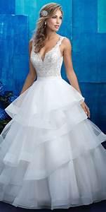 allure bridals spring 2017 wedding dresses world of bridal With allure wedding dresses 2017