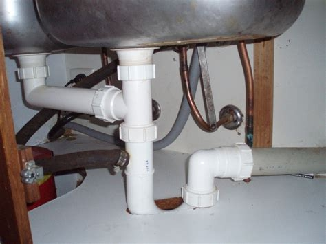 How To Fix And Clean A Leak In A U Bend Under The Sink