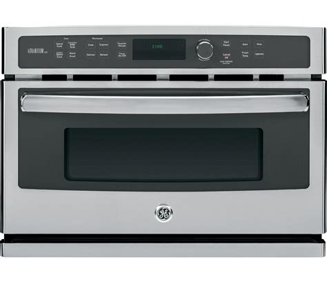 ge profile series psbsfss  cu ft advantium wall oven stainless