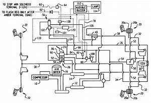 Patent Us6758298  Service Brake Interlock