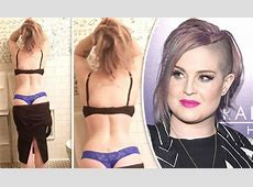 Kelly Osbourne suffers EPIC wardrobe malfunction before