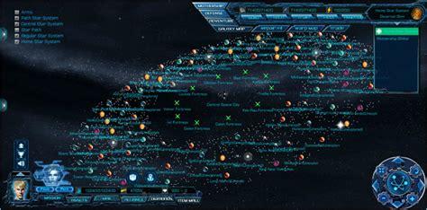 galaxy map brutal gamer