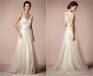 Romantic wedding dresses rustic wedding chic for Romantic wedding dress