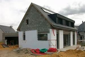 maison passive auray passiveopassiveo With type d isolation maison 0 isolation exterieure comment isoler les murs exterieurs