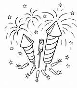 Diwali Drawing Crackers Sketch Greetings Coloring Festival Card Pages Lamp Printable Easy Fireworks Sheets Drawings Sketches Animated Sweets Paintingvalley Cracker sketch template