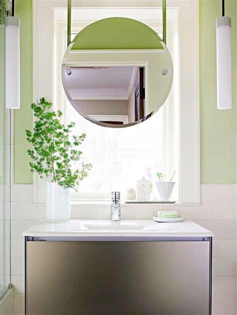 Hanging Mirror In Bathroom by Bathroom Windows Bathroom And Mirror Hanging On